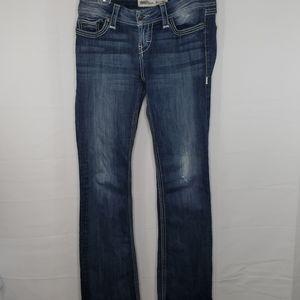Bke Addison boot cut jeans